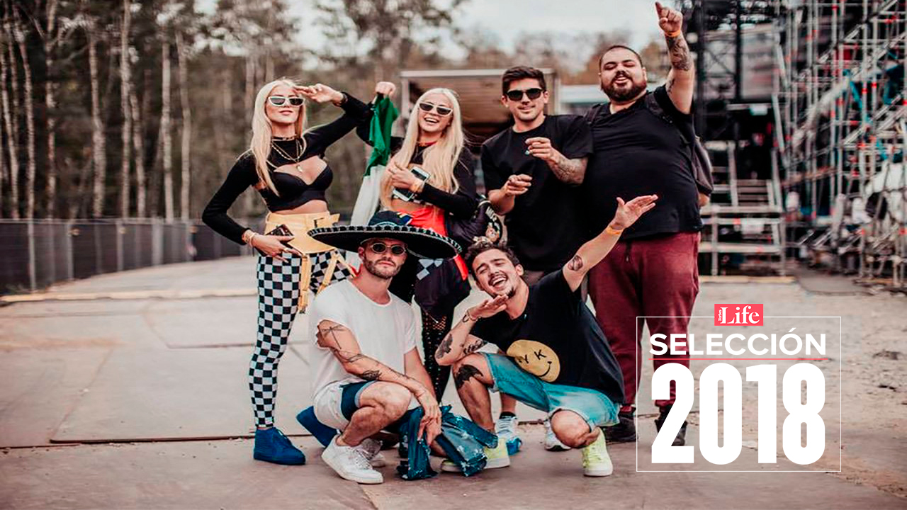 Selección 2018 | ¿Qué sigue después de Tomorrowland? Tom & Collins, Le Twins y Mr. Pig responden