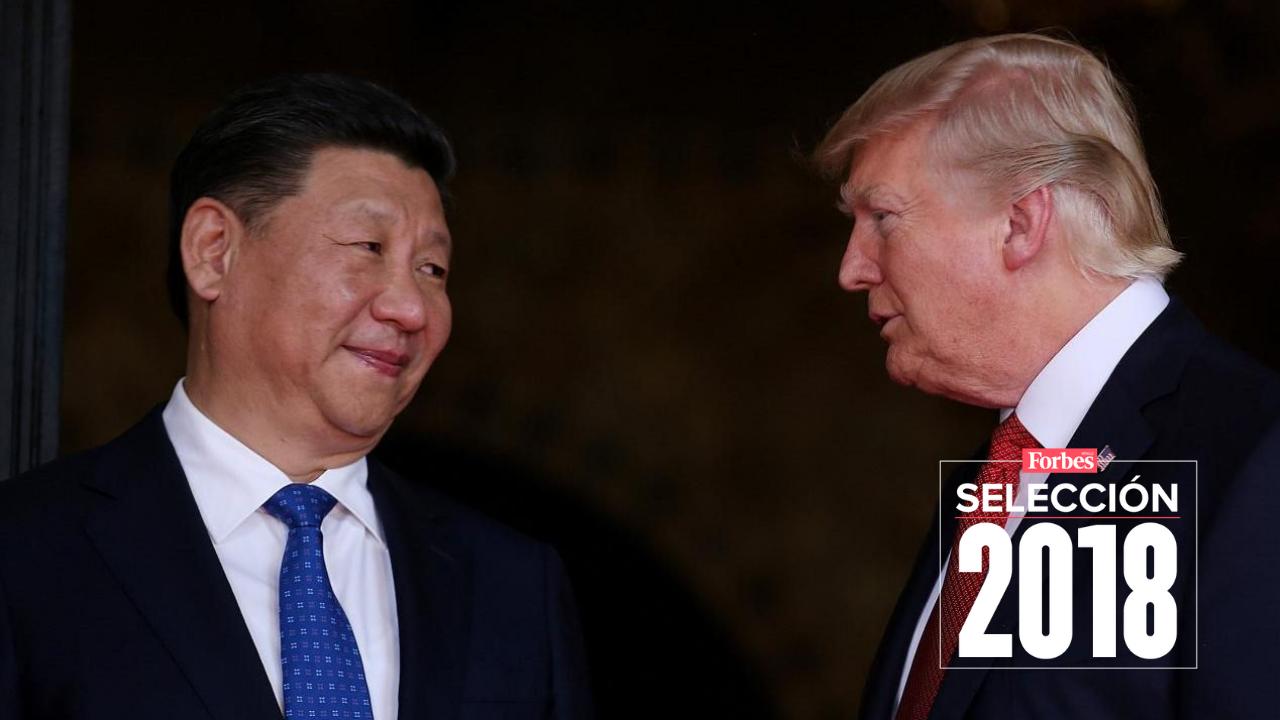 Selección 2018 |5 gráficas para entender la guerra comercial entre EU y China