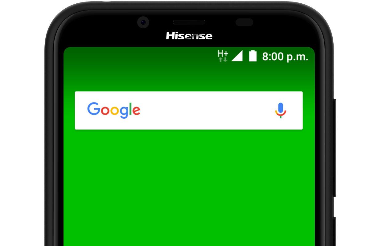 Con estos teléfonos buscará Hisense cerrar bien el 2018