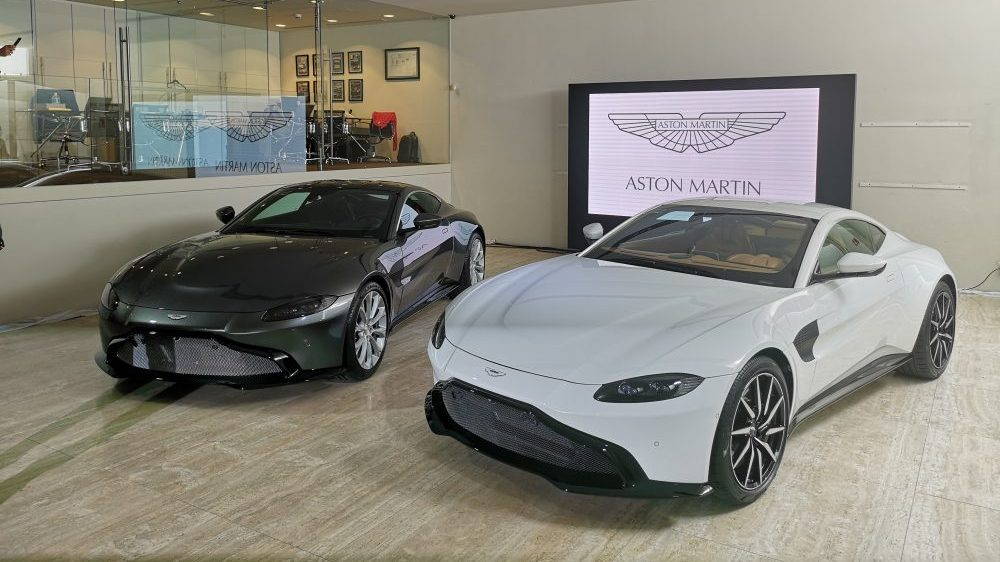 Llega a México el Vantage 2019, el deportivo personalizable de Aston Martin