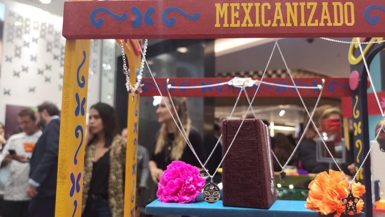 Tanya Moss lanza colección de joyas inspirada en México