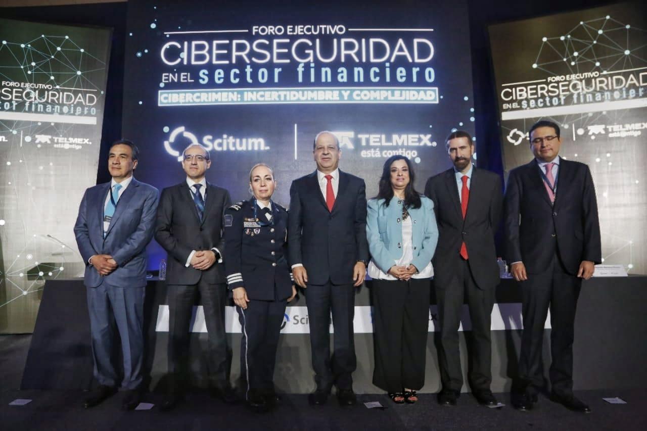 Cada año las instituciones financieras sufren 85 ataques cibernéticos: CNBV