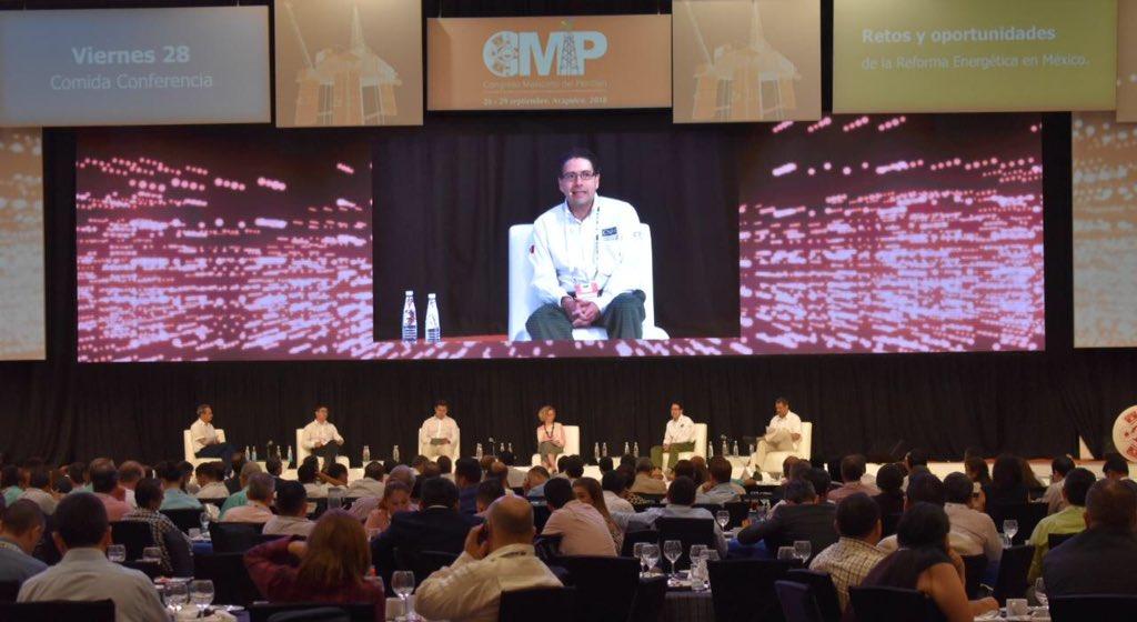 CNH discute oportunidades de gas natural con AMLO