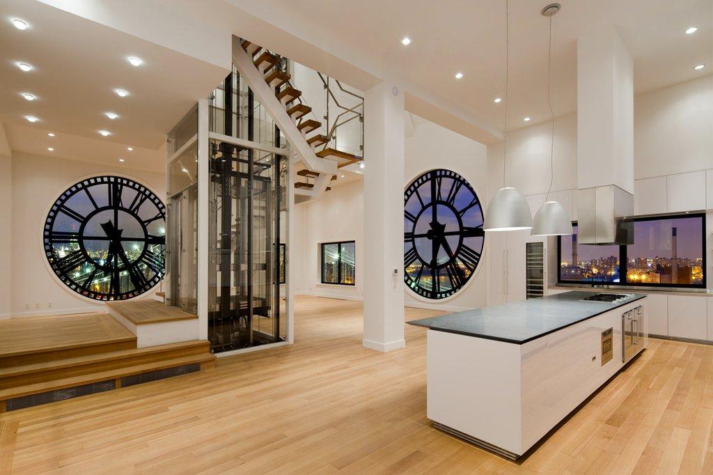El penthouse de The Clock Tower Building, en Nueva York, está a la venta