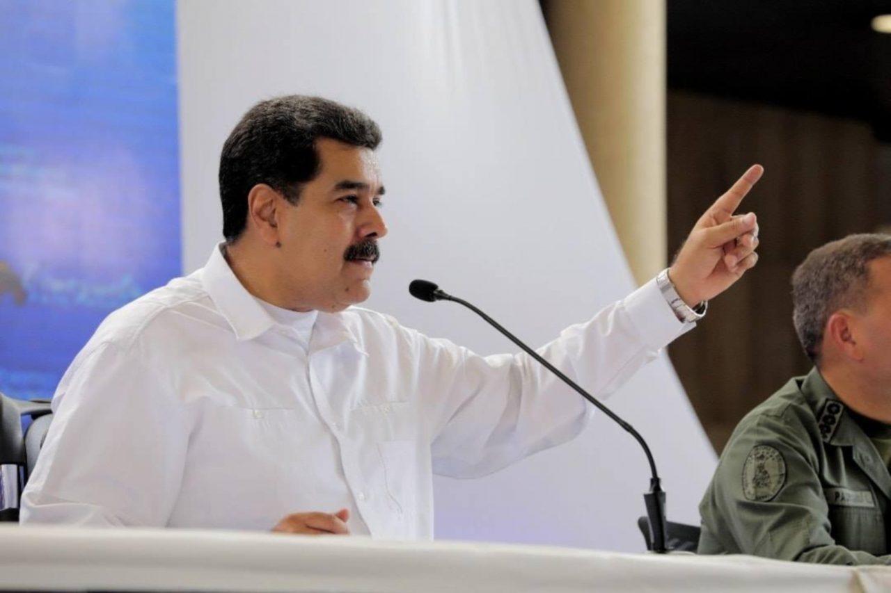 Piden en México desconocer al gobierno de Nicolas Maduro