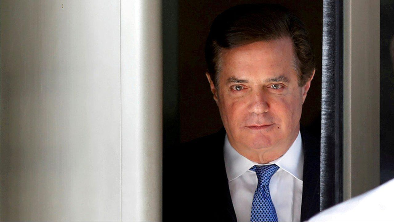 Exjefe de campaña de Trump recibe condena de casi 4 años de prisión