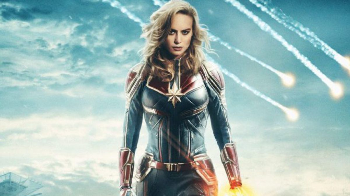Captain Marvel, la superheroína que quiere romper récord en taquilla