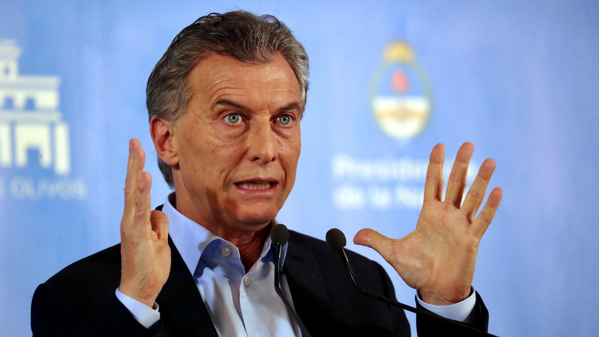 Encuentro Macri y Alberto Fernández busca frenar derrumbe de mercados argentinos