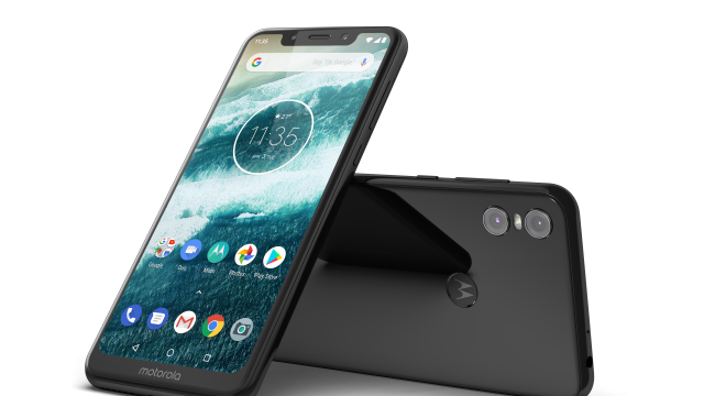 Motorola One es lanzado en México
