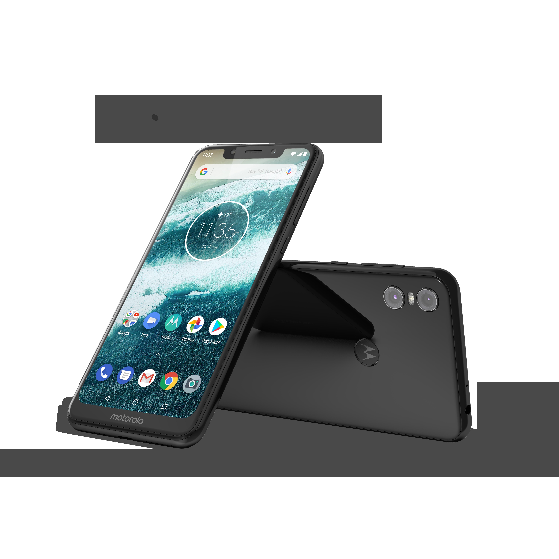 Motorola en alianza con Google presenta el Motorola One