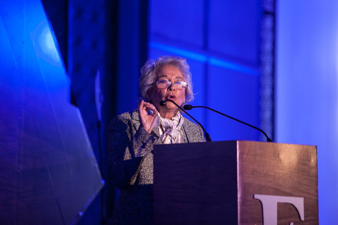 Olga Sánchez Cordero: Es tiempo de que México tenga una presidenta