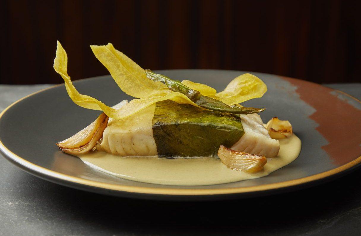 Ménage à trois culinario -y con sabor a mar- en el restaurante Sepia