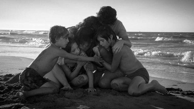 Roma Alfonso Cuarón