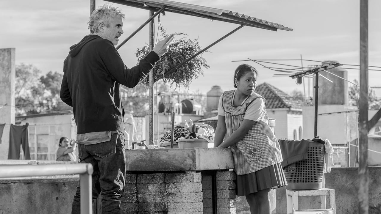 Alfonso Cuarón y 'Roma', candidatos a tres Globo de Oro