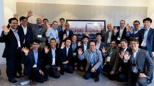 Samsung abrirá un centro de inteligencia artificial en Nueva York