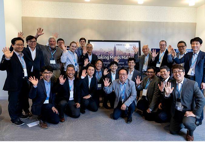 Samsung abre nuevo centro de Inteligencia Artificial en NY