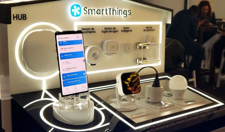 Samsung y Telcel lanzan el primer kit para Internet de las Cosas (IoT)