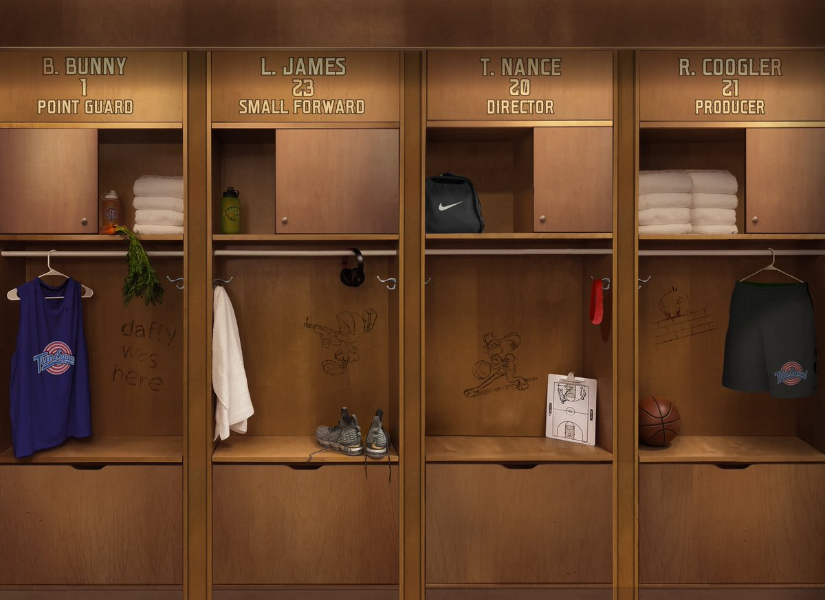 Lebron James se unirá a los Looney Toons en Space Jam 2