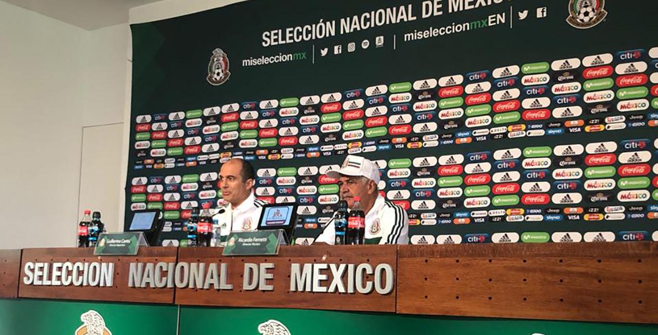 México será campeón del mundo cuando supere el quinto partido: Ferretti