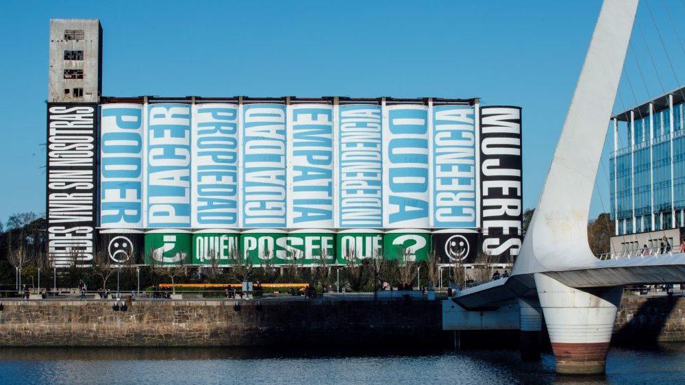La Semana de Art Basel celebra su primera edición en Buenos Aires