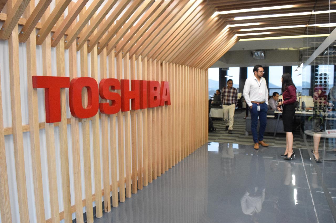 Toshiba dará soporte desde su Centro de Desarrollo en Jalisco a todo el mundo