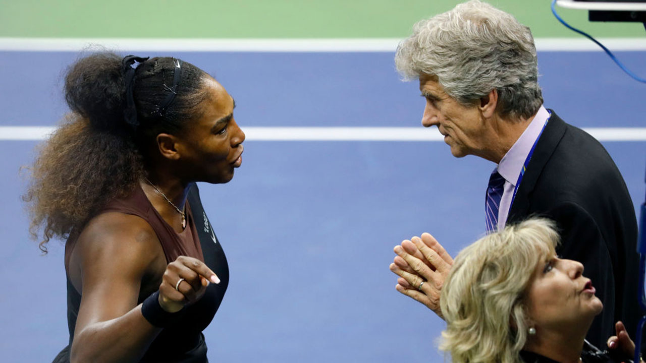 Serena Williams: machismo, feminismo y poder