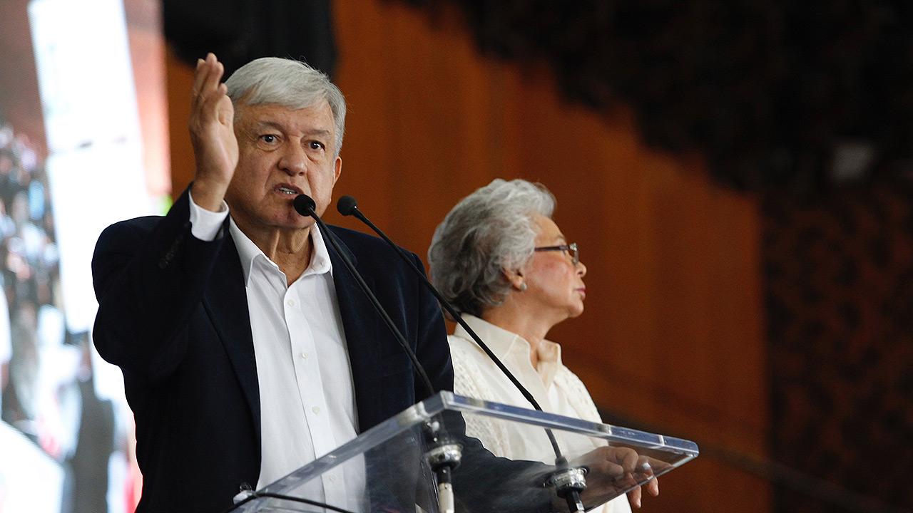 No le vamos a fallar al pueblo de México: AMLO
