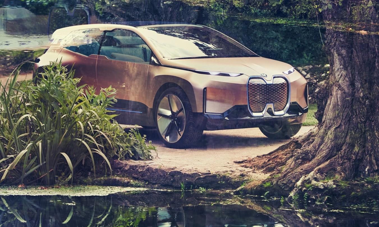 Vision iNext, la SUV eléctrica con la que BMW imagina el futuro