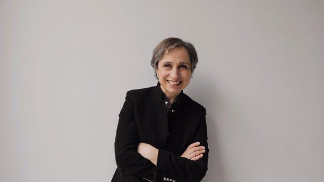 Carmen Aristegui regresa con nuevo programa en Grupo Radio Centro