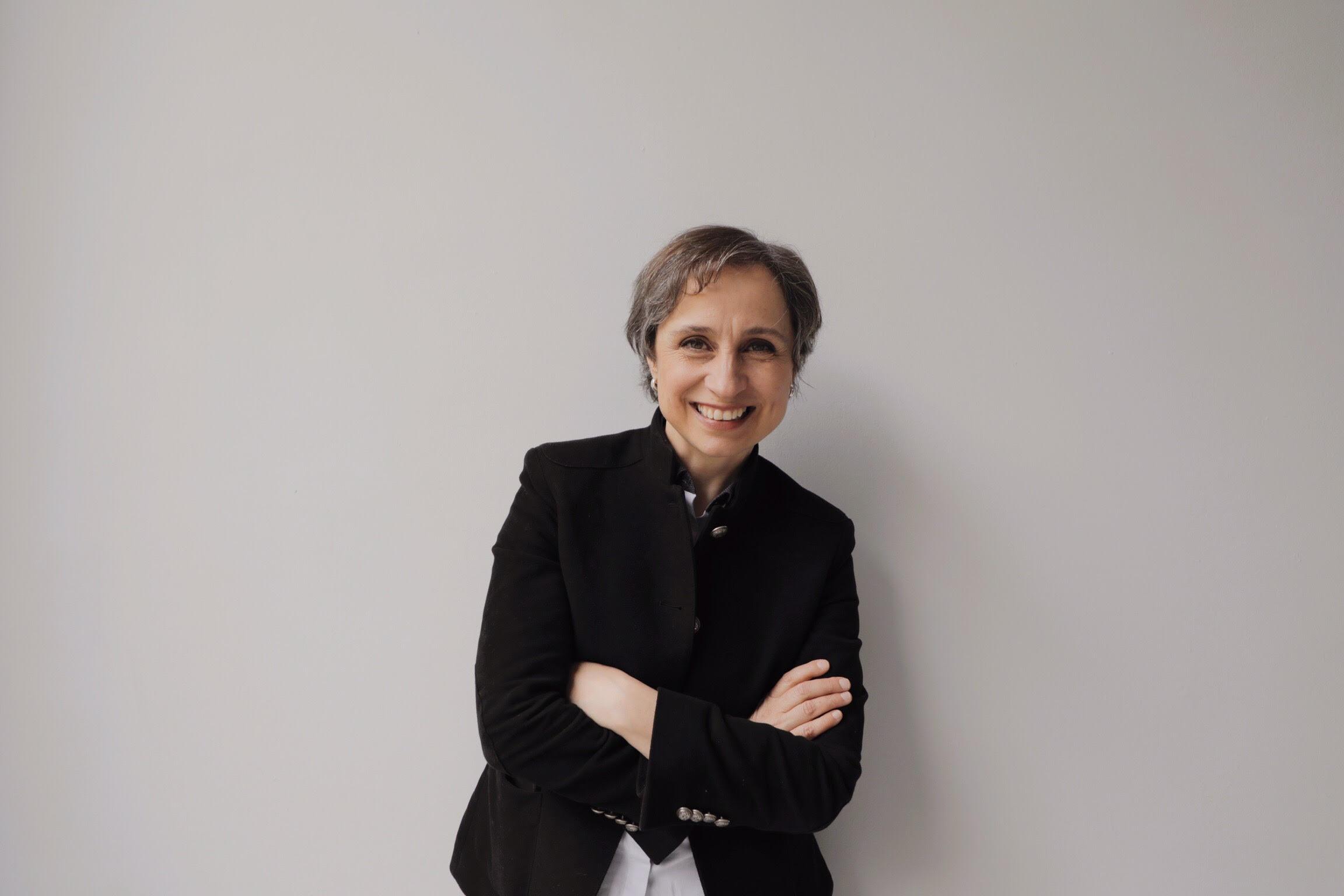 Mi regreso a la radio es un paso contra la censura: Aristegui