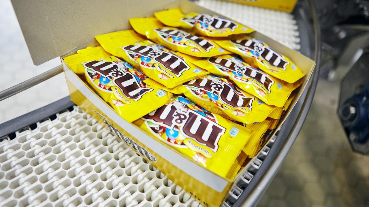 Mars le 'come el mandado' a Nestlé gracias a chocolates Turín