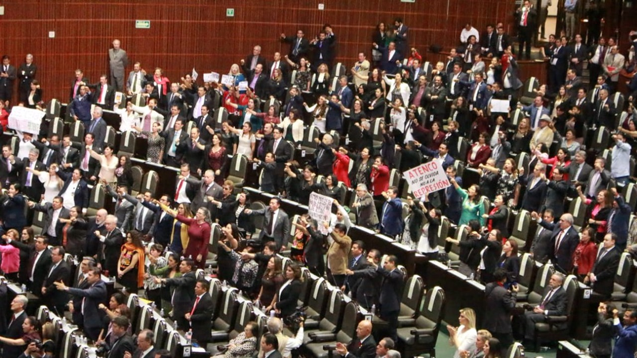 """El """"equilibrio"""" en los diputados y los senadores"""