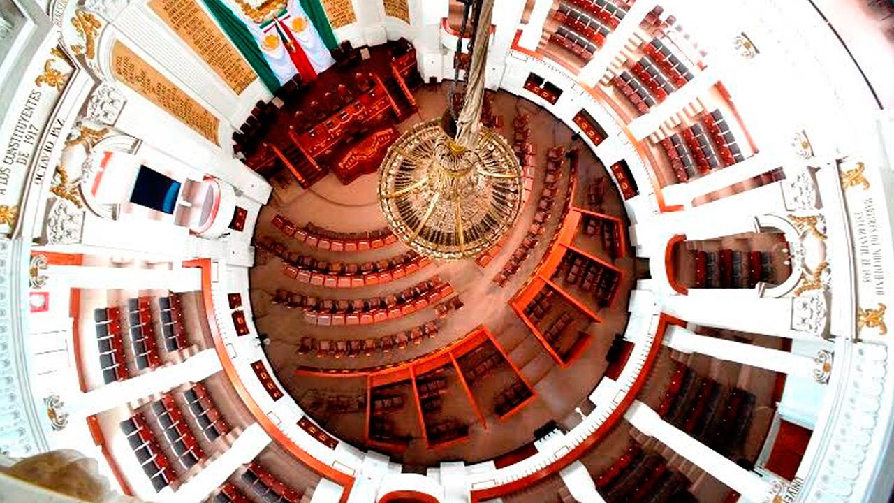Morena se queda con 22 de las 40 comisiones del Congreso capitalino