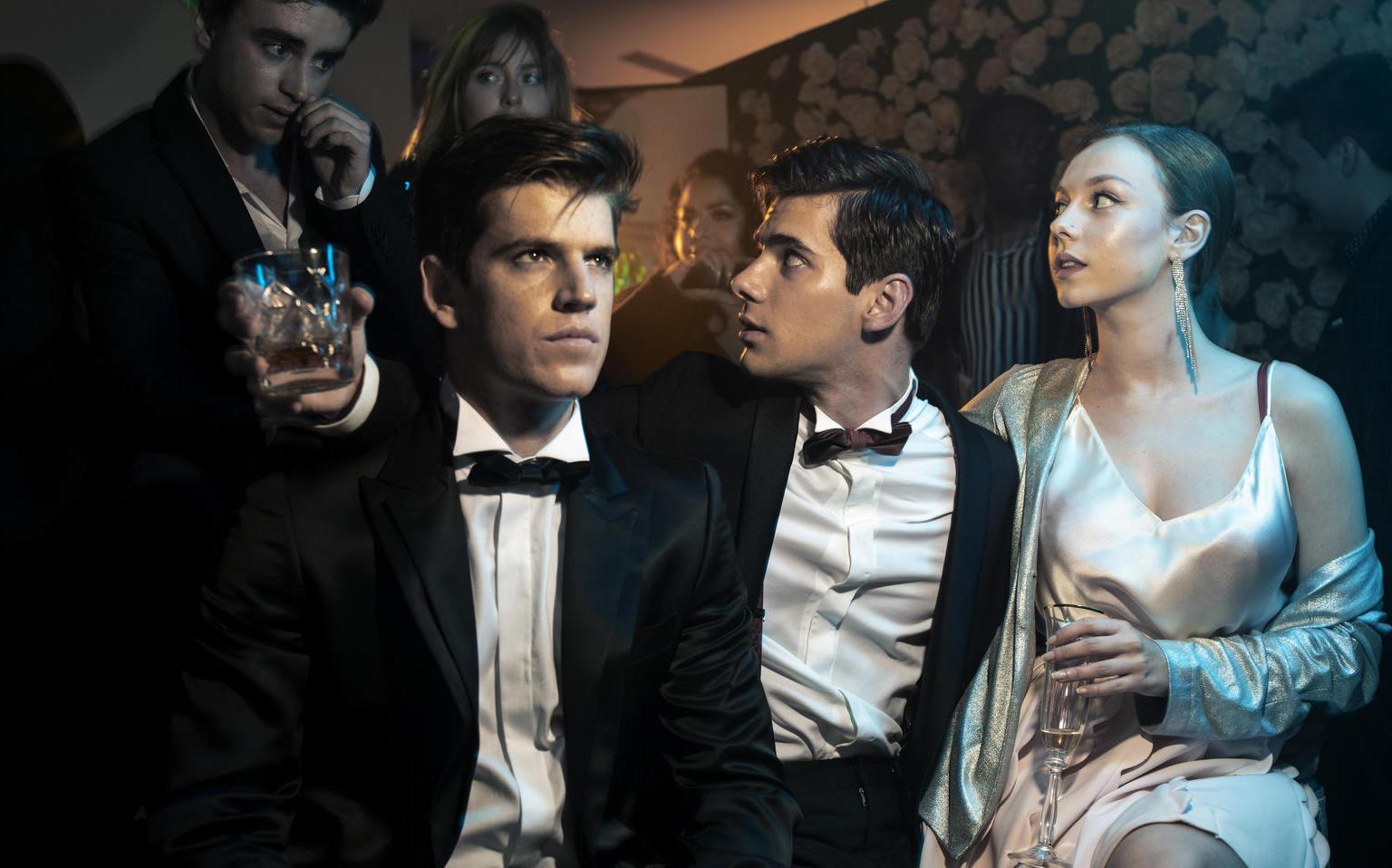 "Élite, la serie española de Netflix que quiere derrocar a ""La casa de papel"""