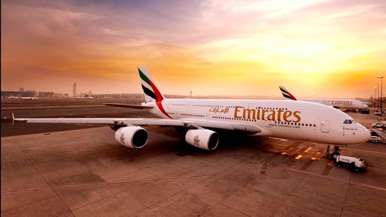 Aerolínea Emirates apostaría en el futuro por el mercado mexicano