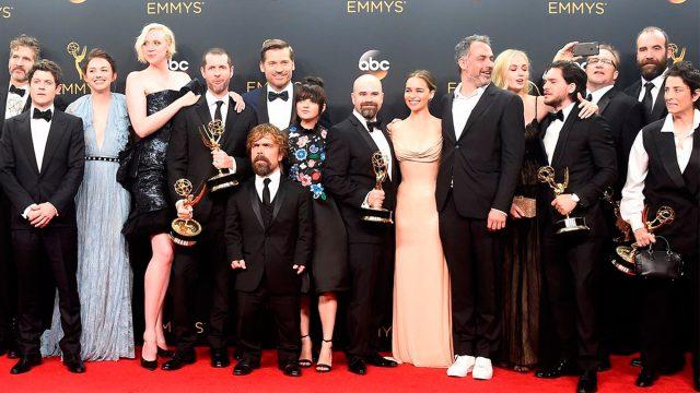 Game of Thrones se consagró como Mejor Serie Dramática — Premios Emmy