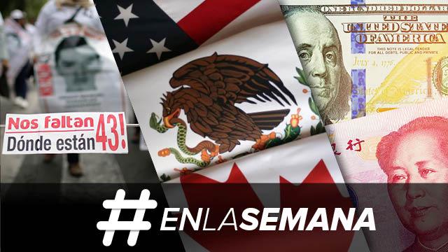 Agenda Forbes | Ayotzinapa a 4 años de distancia; semana clave para el TLCAN