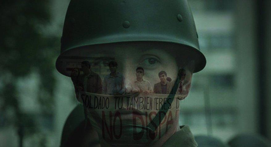 """""""Un extraño enemigo"""", la serie de Amazon Prime que revive el movimiento del 68"""