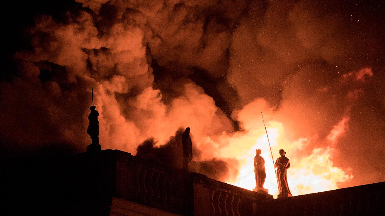 El brasileño que quiere 'rehacer' el museo incendiado con una impresora 3D