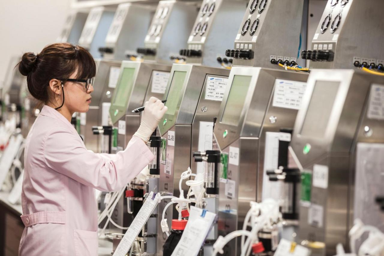 Las potenciales aplicaciones de la inteligencia artificial en la industria química