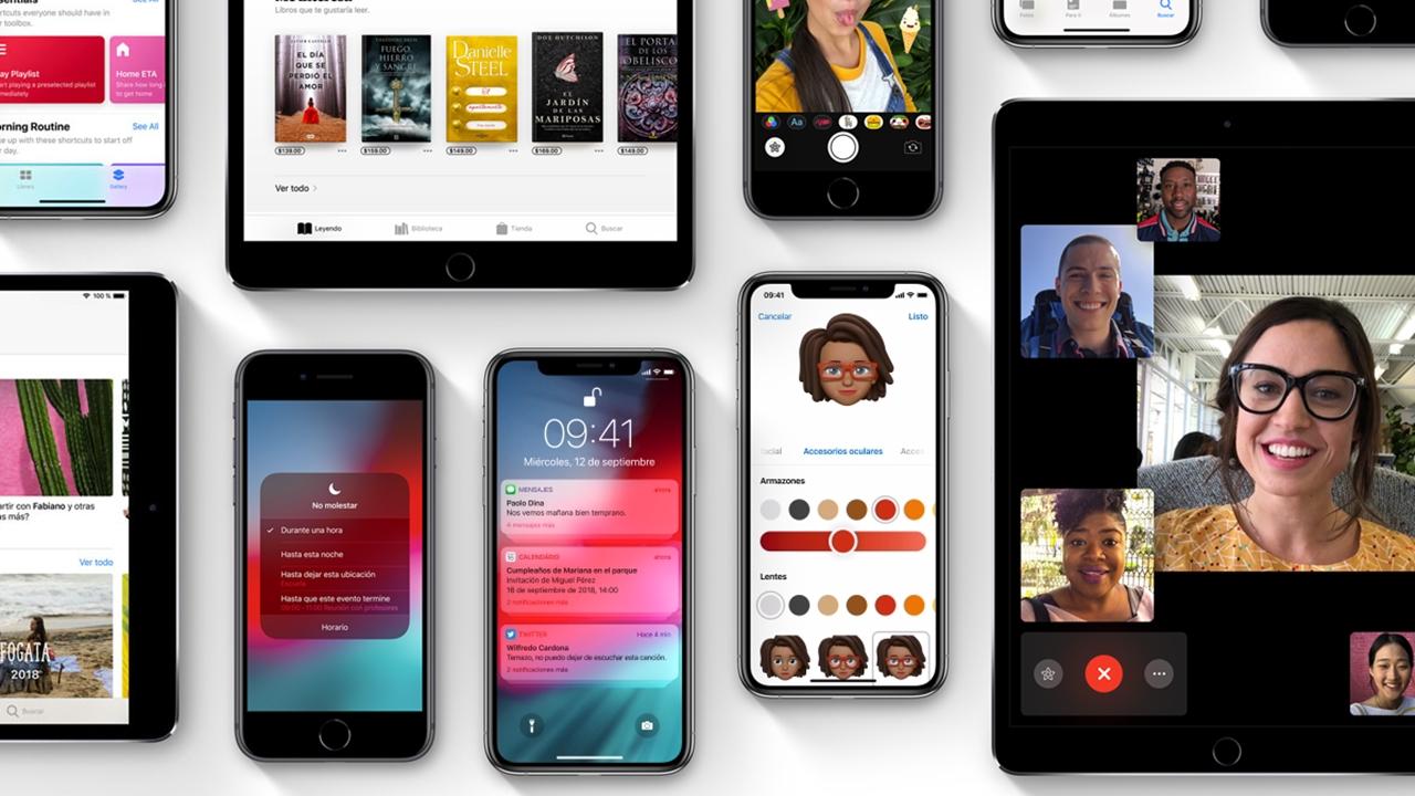 Las nuevas características que iOS 12 agregó a tu iPhone