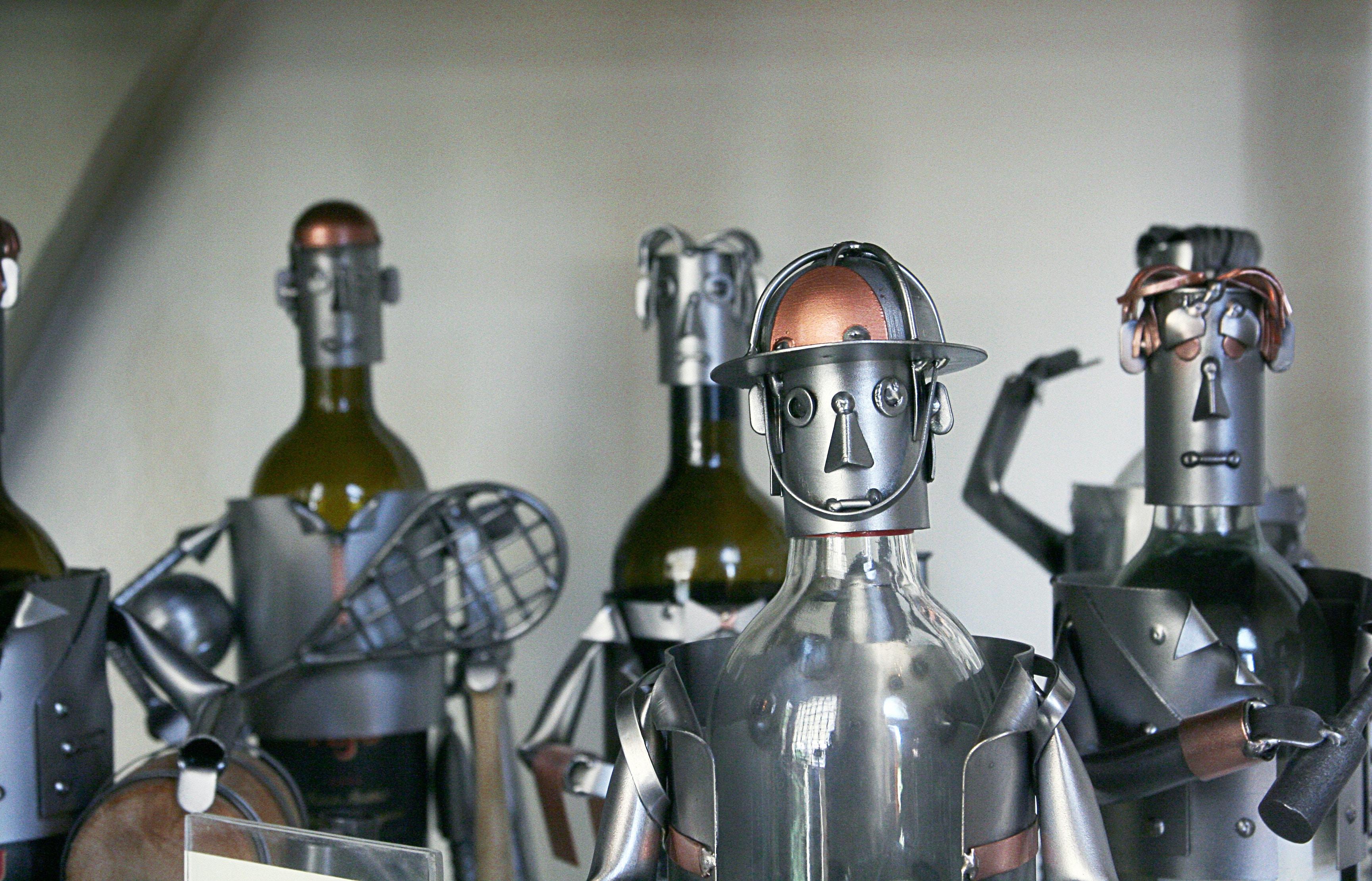 Apocalipsis laboral: ¿Un robot te quitará el trabajo?