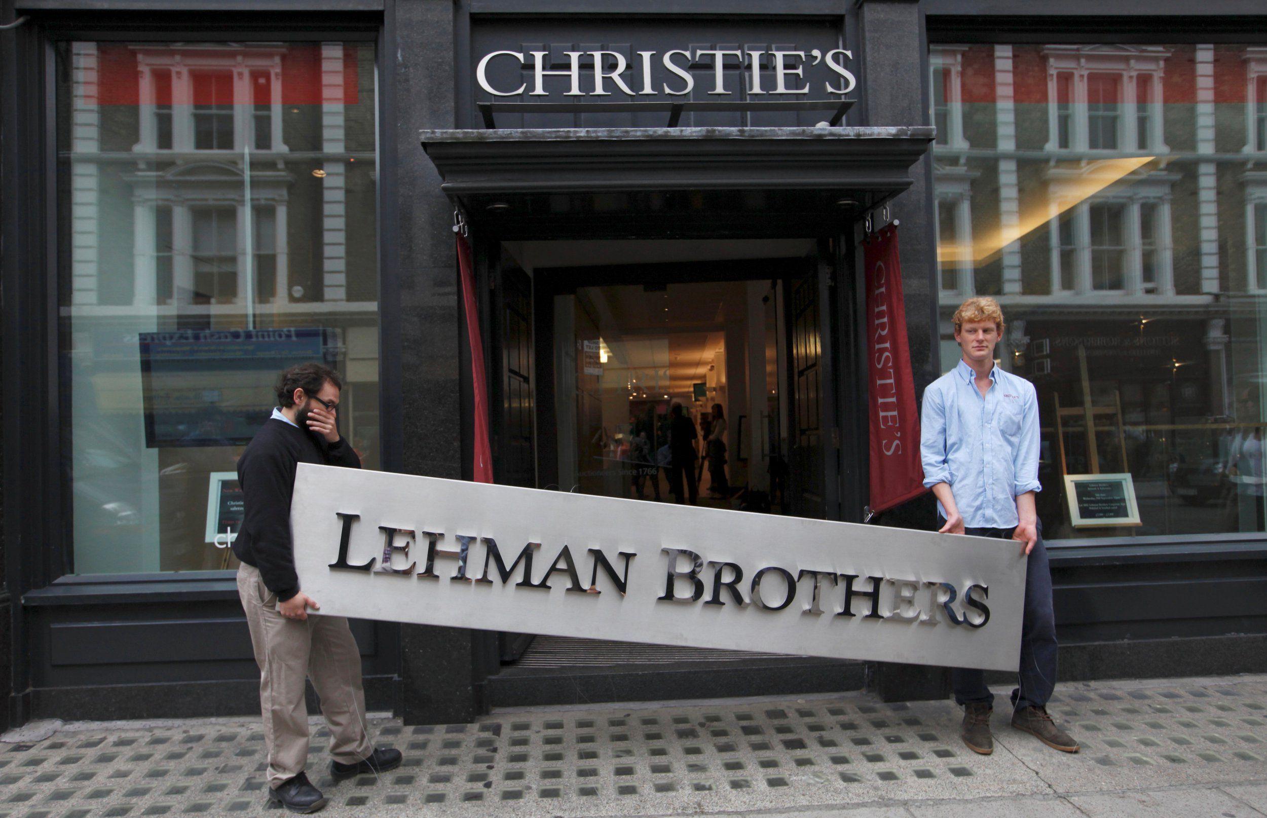 Por qué la crisis de Lehman Brothers podría repetirse en cualquier momento