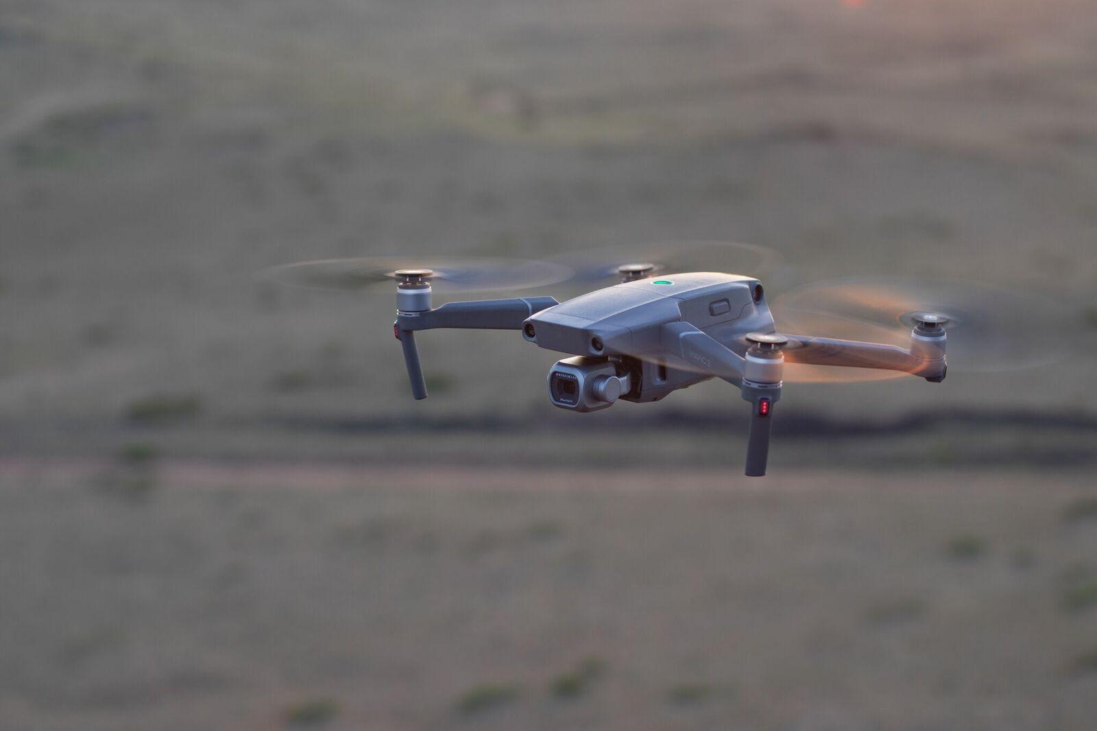Levantan el vuelo los nuevos drones de DJI