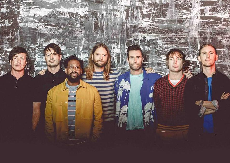 El playlist ideal de Maroon 5 para el medio tiempo del Super Bowl