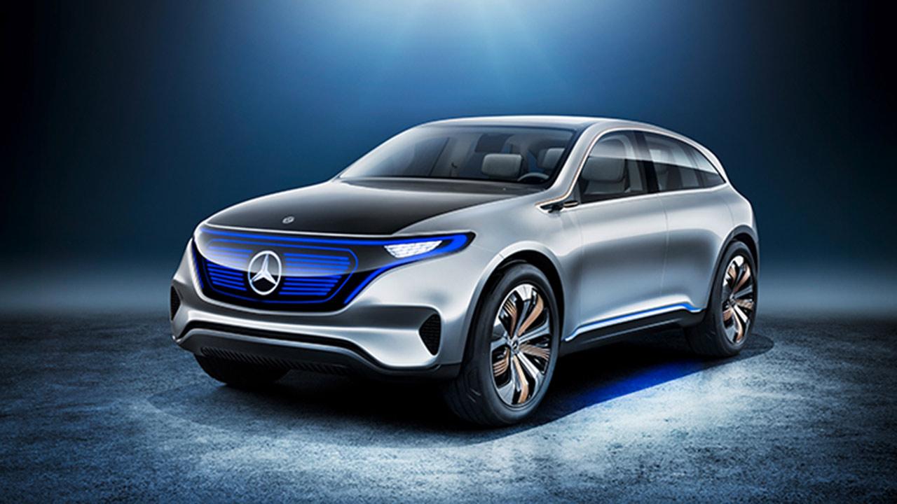 Mercedes-Benz da a conocer auto eléctrico en desafío directo a Tesla