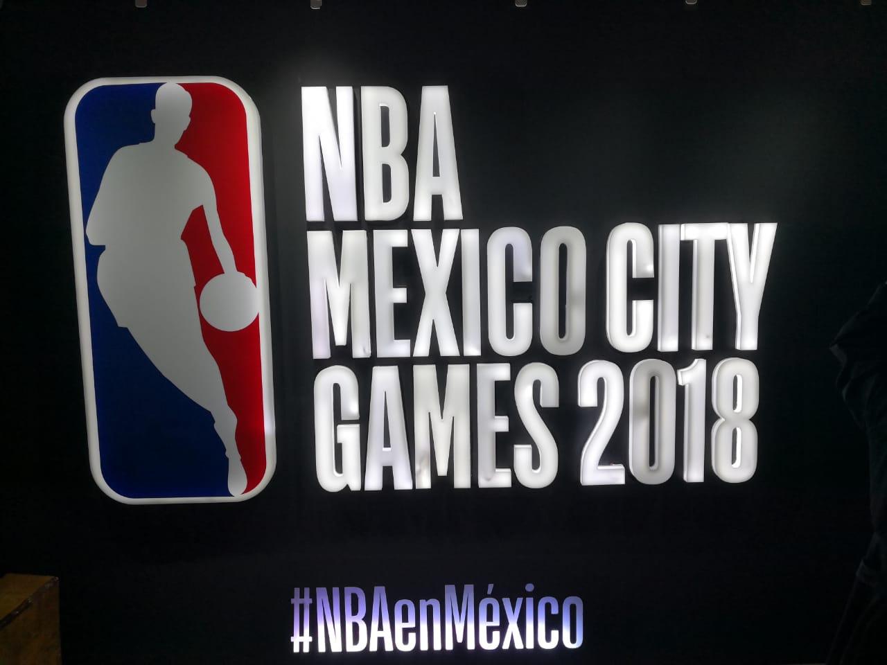 ¿Quieres ir a los partidos de la NBA en México? Esto costarán los boletos
