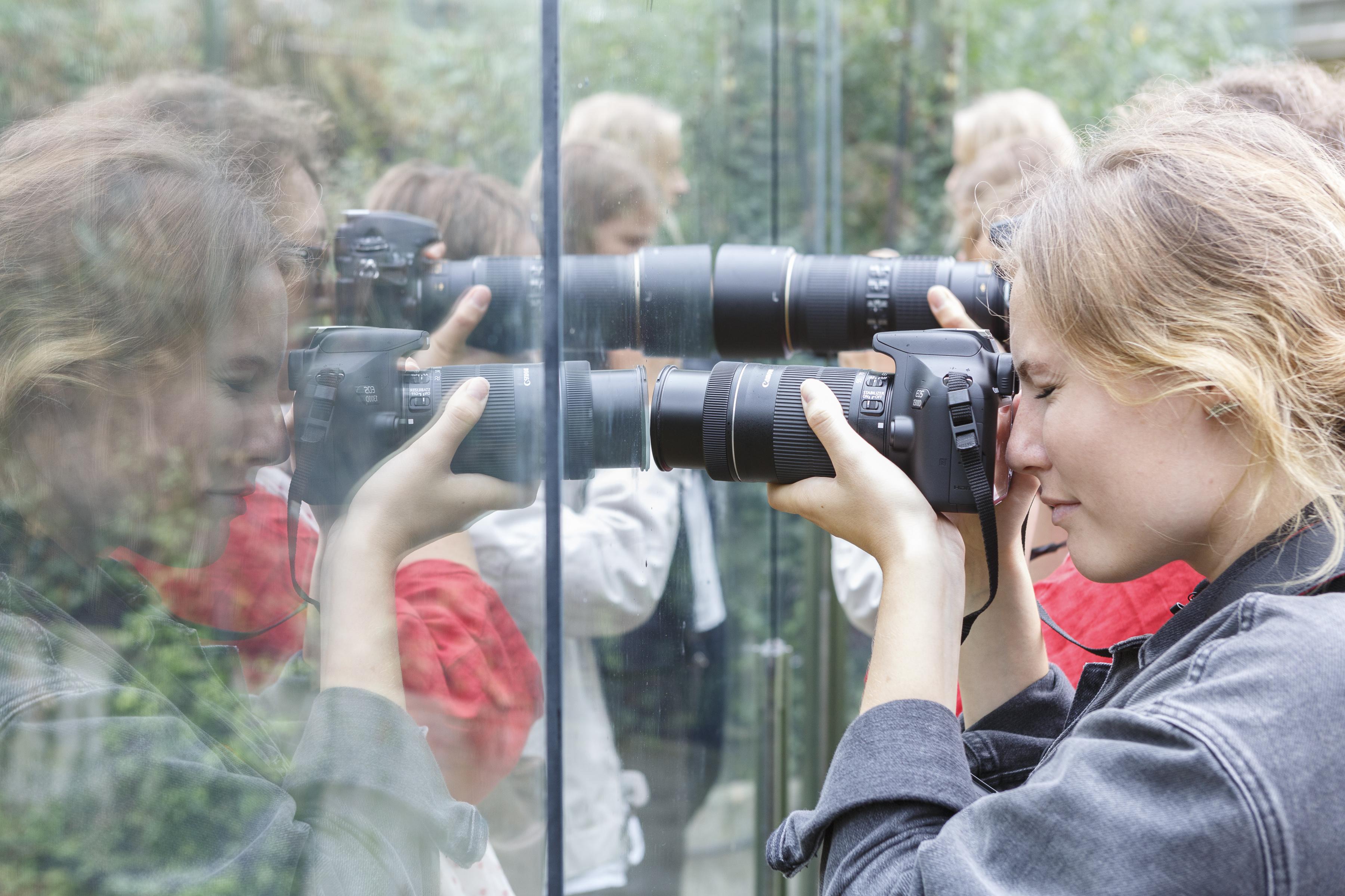 La feria Photokina: smartphone vs. cámara