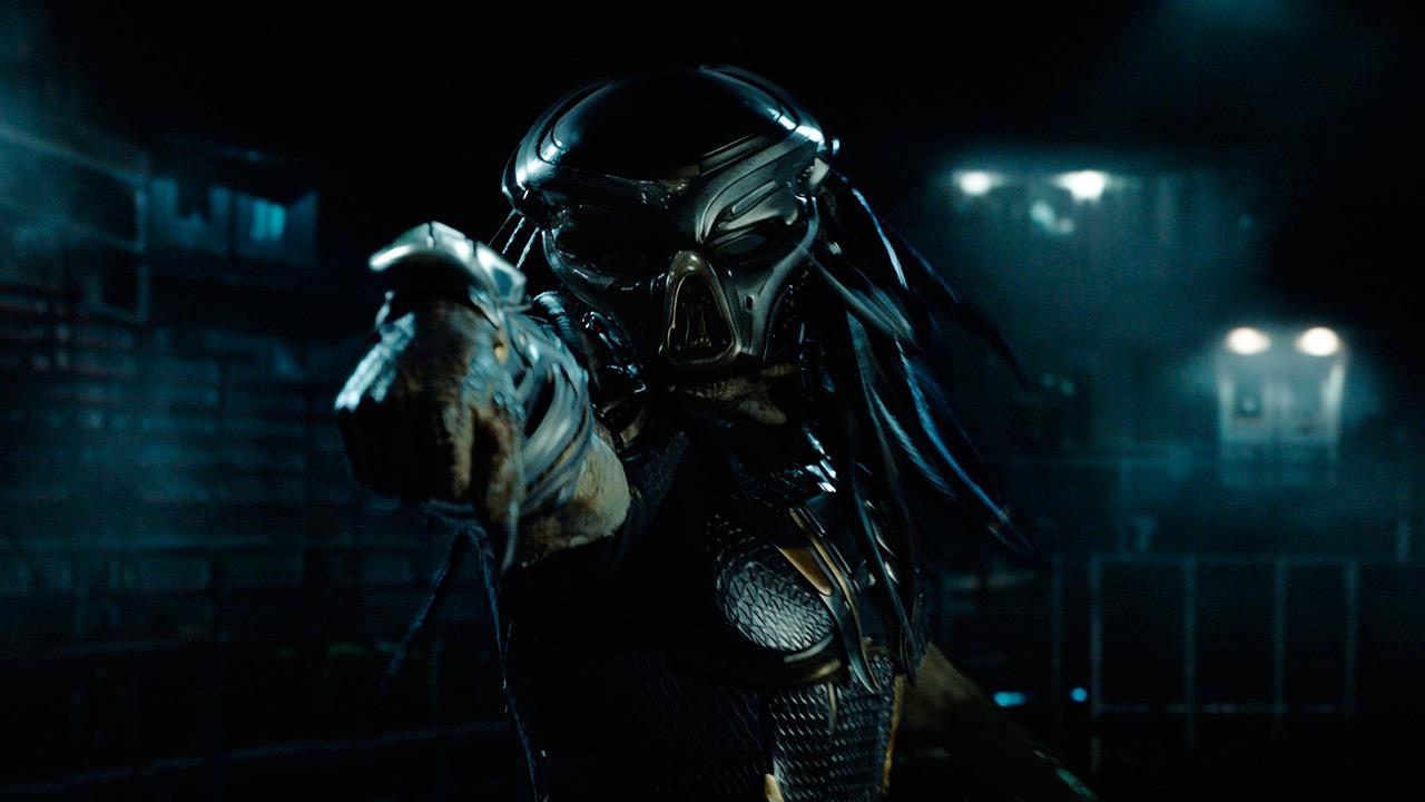 'El depredador' de Shane Black
