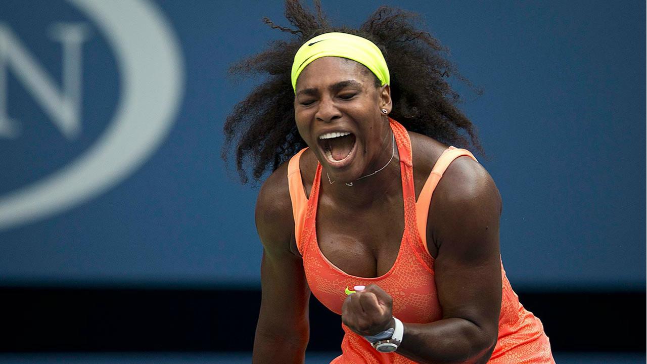La ocasión en que Serena no se vio nada serena